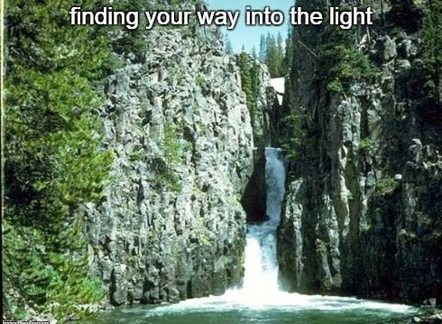 4-15 finding your way into the light